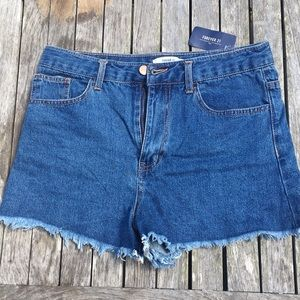 NWT Highwaisted Shorts